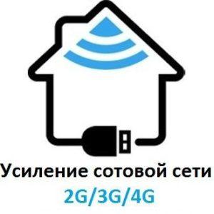 Установка 2G/3G/4G антенны. Выбор направления антенны и оператора GSM.