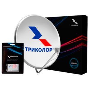 Модуль Триколор CI+ Ultra HD (CAM модуль + смарт карта)