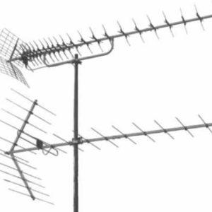 Эфирные антенны для цифрового ТВ DVB-T2