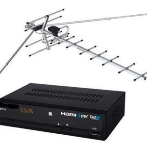 Эфирное оборудование для цифрового телевидения (DVB-T2)