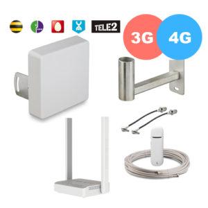 Комплекты усиления интернета 3G/4G