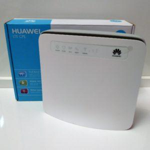 Роутер 3G/4G-WiFi Huawei E5186s-61a
